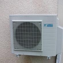 Réalisation climatisation